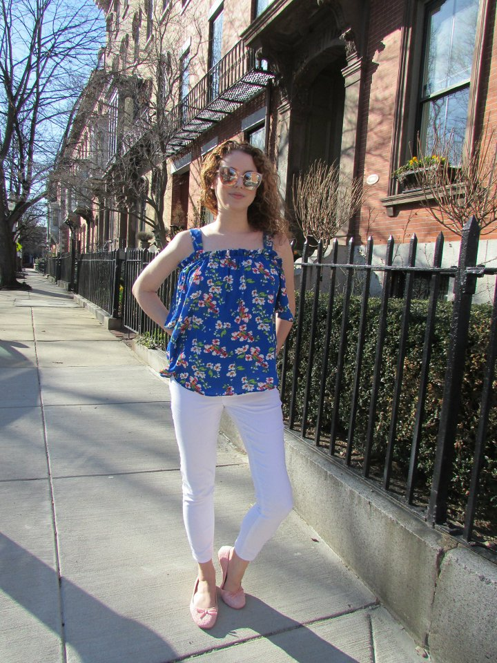 OOTD: Spring in the City