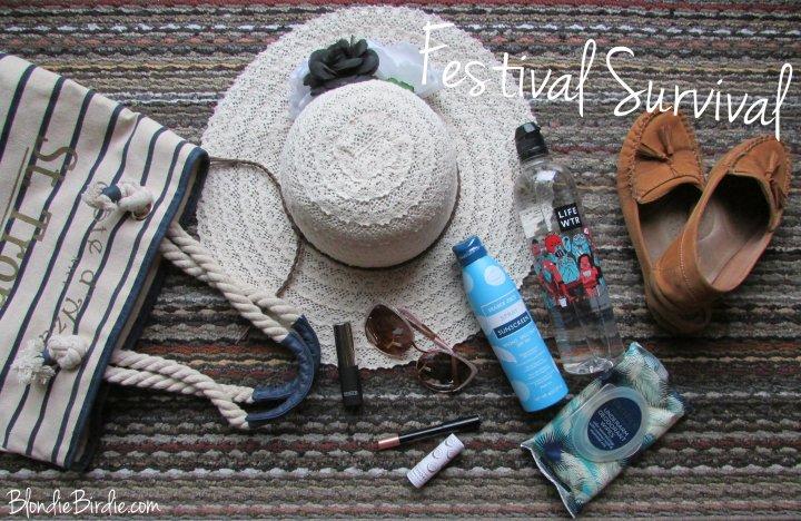 Festival Survival: TheEssentials
