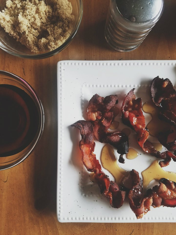 Fall Foodie: Maple Candied Bacon