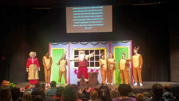 The Santa Show!