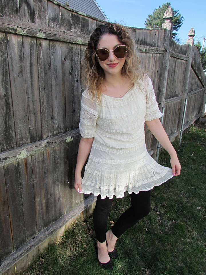 OOTD: Lovely Lace