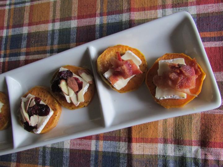 Fall Foodie: Sweet PotatoCrostini