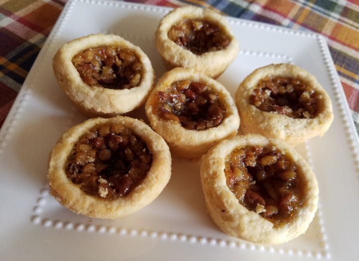 Fall Foodie: Mini PecanTarts