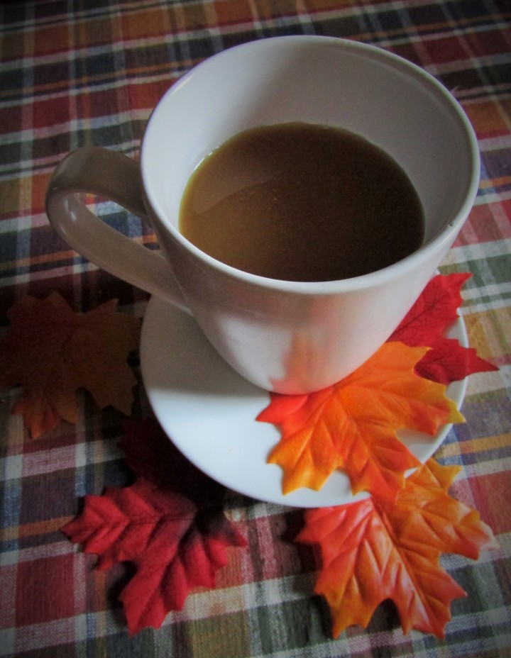 Fall Foodie: Hot MulledCider